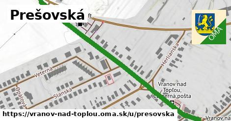 ilustrácia k Prešovská, Vranov nad Topľou - 0,75km