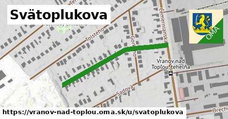 ilustrácia k Svätoplukova, Vranov nad Topľou - 374m