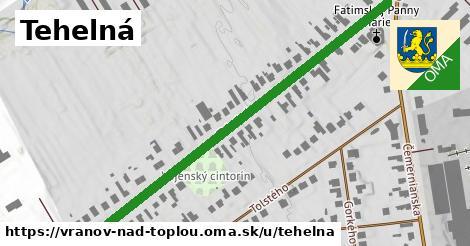 ilustrácia k Tehelná, Vranov nad Topľou - 659m
