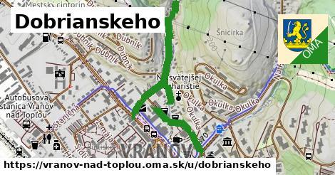 ilustrácia k Dobrianskeho, Vranov nad Topľou - 0,99km