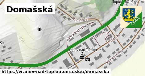 ilustrácia k Domašská, Vranov nad Topľou - 0,92km