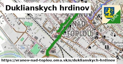 ilustrácia k Duklianskych hrdinov, Vranov nad Topľou - 0,87km