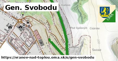 ilustrácia k Gen. Svobodu, Vranov nad Topľou - 1,35km