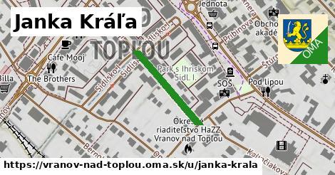 ilustrácia k Janka Kráľa, Vranov nad Topľou - 0,95km