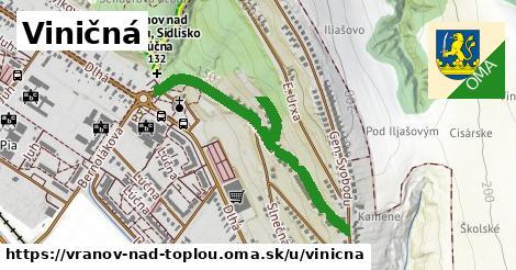 ilustrácia k Viničná, Vranov nad Topľou - 0,90km