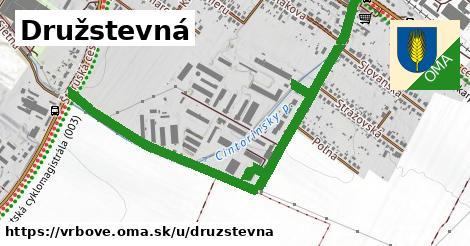 ilustrácia k Družstevná, Vrbové - 1,49km