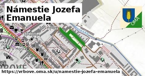 ilustračný obrázok k Námestie Jozefa Emanuela, Vrbové