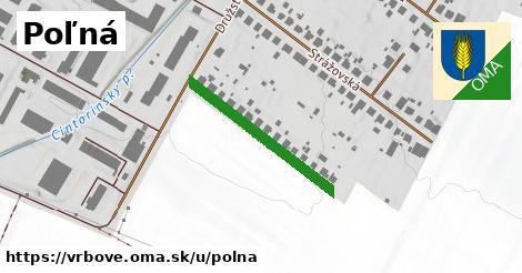 ilustrácia k Poľná, Vrbové - 253m