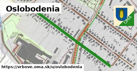 ilustrácia k Oslobodenia, Vrbové - 564m