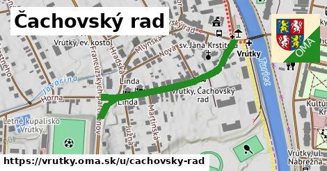 ilustrácia k Čachovský rad, Vrútky - 391m