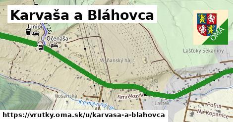 ilustrácia k Karvaša a Bláhovca, Vrútky - 1,80km
