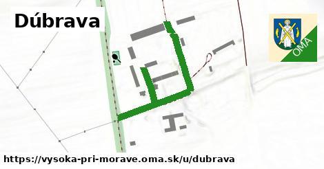 ilustračný obrázok k Dúbrava, Vysoká pri Morave