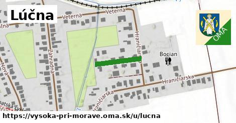 ilustrácia k Lúčna, Vysoká pri Morave - 147m