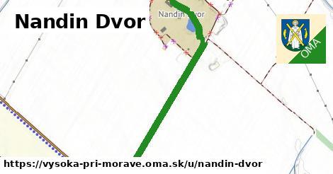 ilustrácia k Nandin Dvor, Vysoká pri Morave - 1,13km