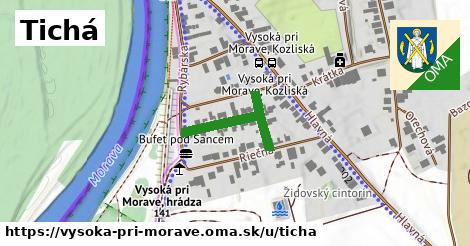 ilustrácia k Tichá, Vysoká pri Morave - 226m
