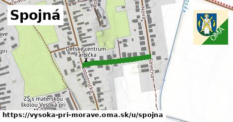 ilustrácia k Spojná, Vysoká pri Morave - 221m