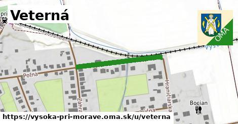 ilustračný obrázok k Veterná, Vysoká pri Morave