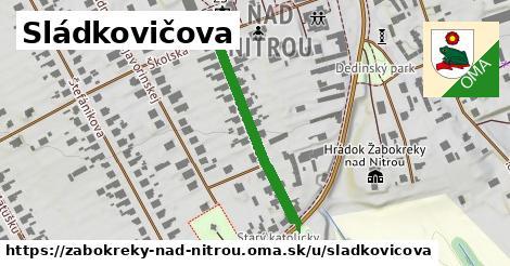 ilustrácia k Sládkovičova, Žabokreky nad Nitrou - 303m