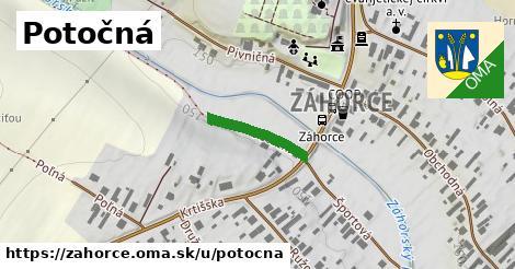ilustrácia k Potočná, Záhorce - 164m
