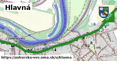 ilustrácia k Hlavná, Záhorská Ves - 2,4km