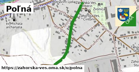 ilustrácia k Poľná, Záhorská Ves - 382m