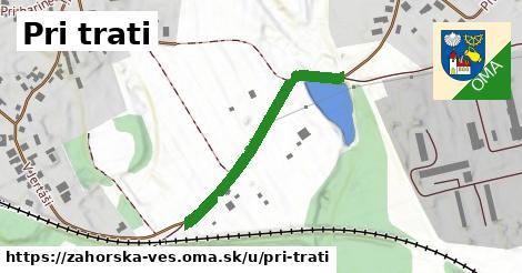 ilustračný obrázok k Pri trati, Záhorská Ves