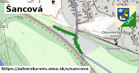 ilustrácia k Šancová, Záhorská Ves - 164m