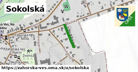 ilustrácia k Sokolská, Záhorská Ves - 148m