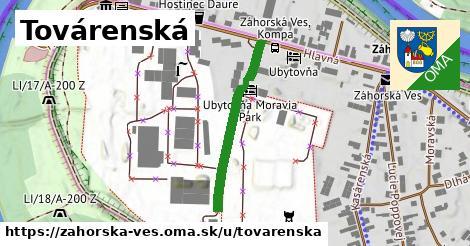 ilustrácia k Továrenská, Záhorská Ves - 155m
