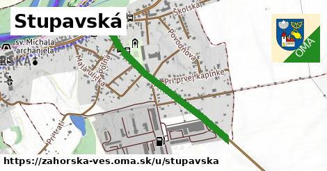 ilustrácia k Stupavská, Záhorská Ves - 0,78km