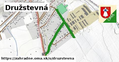ilustrácia k Družstevná, Záhradné - 0,90km