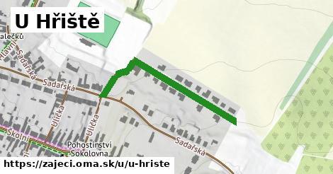 ilustrácia k U Hřiště, Zaječí - 377m