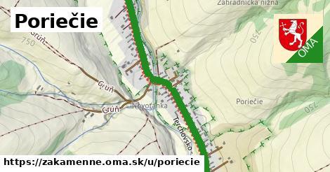 ilustrácia k Poriečie, Zákamenné - 3,6km