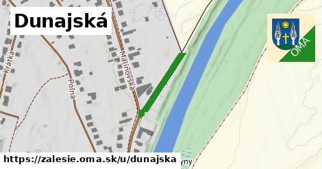 ilustrácia k Dunajská, Zálesie - 0,84km