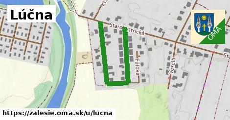 ilustrácia k Lúčna, Zálesie - 464m
