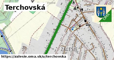 ilustrácia k Terchovská, Zálesie - 0,97km