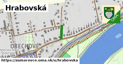 ilustrácia k Hrabovská, Zamarovce - 83m