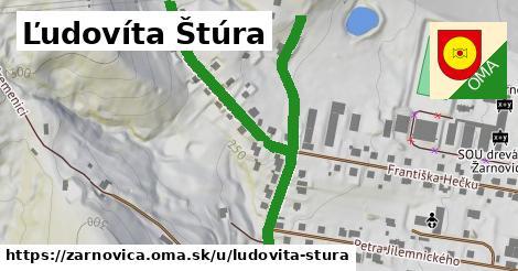 ilustrácia k Ľudovíta Štúra, Žarnovica - 261m