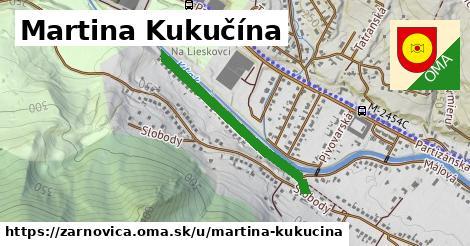 ilustrácia k Martina Kukučína, Žarnovica - 0,84km