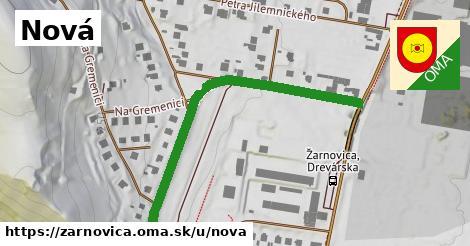 ilustračný obrázok k Nová, Žarnovica