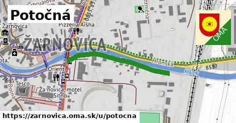 ilustrácia k Potočná, Žarnovica - 342m