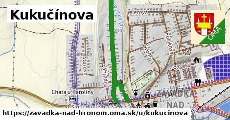 ilustrácia k Kukučínova, Závadka nad Hronom - 0,85km