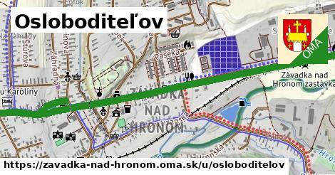 ilustrácia k Osloboditeľov, Závadka nad Hronom - 1,88km