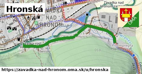 ilustrácia k Hronská, Závadka nad Hronom - 1,11km