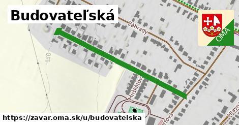 ilustrácia k Budovateľská, Zavar - 453m