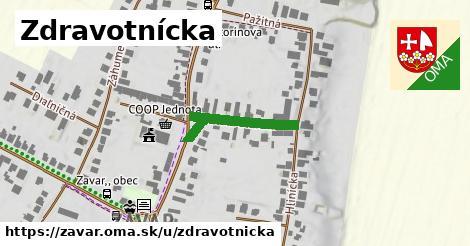 ilustrácia k Zdravotnícka, Zavar - 241m