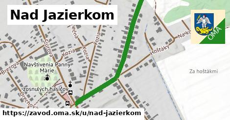 ilustrácia k Nad Jazierkom, Závod - 620m