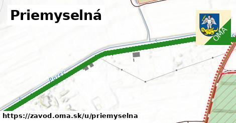 ilustrácia k Priemyselná, Závod - 0,79km