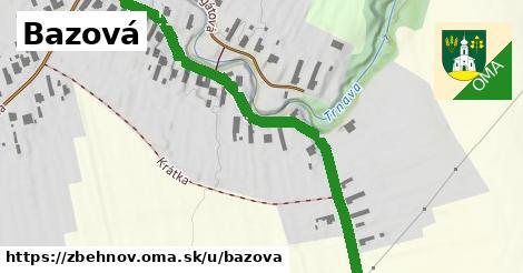 ilustrácia k Bazová, Zbehňov - 0,75km