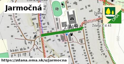 ilustrácia k Jarmočná, Ždaňa - 253m
